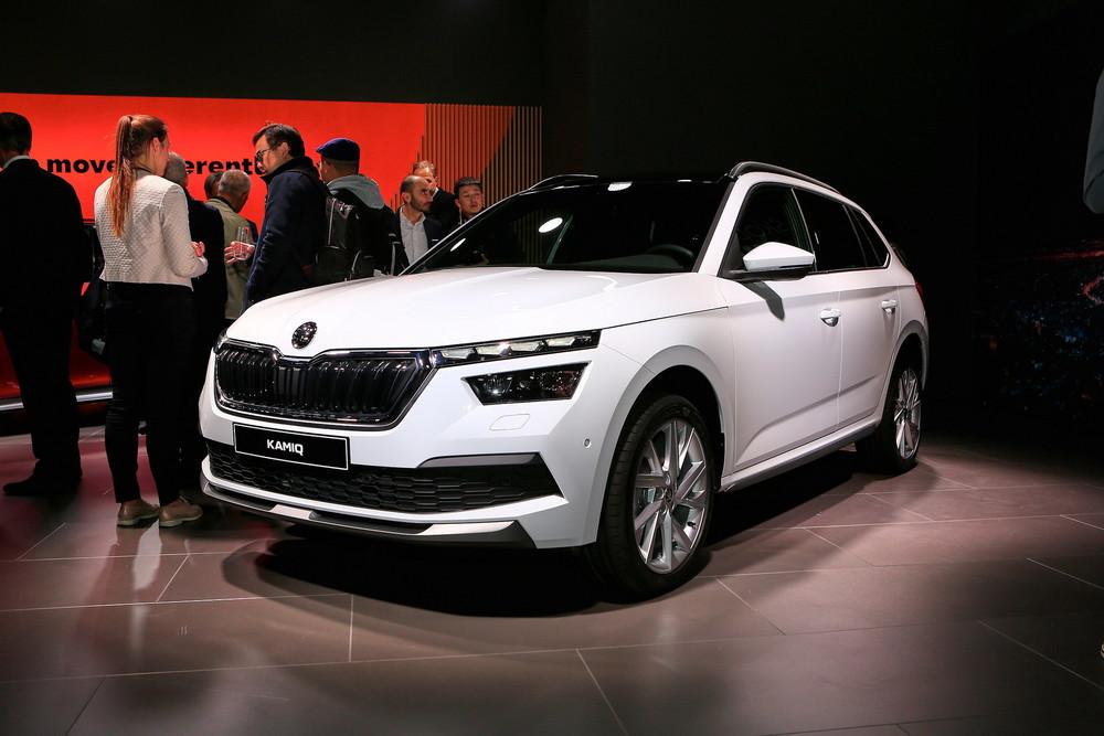 Škoda Kamiq - Ženeva