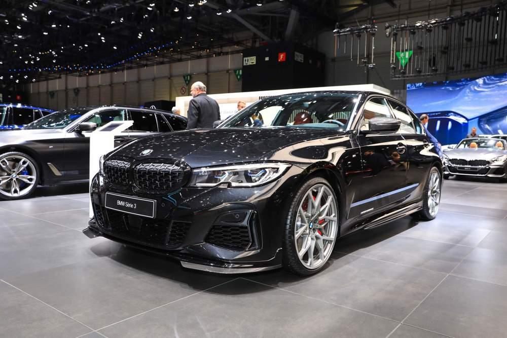 BMW M340i M Performance
