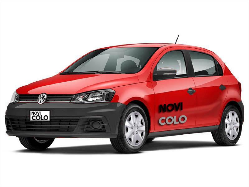 VW Colo hečbek