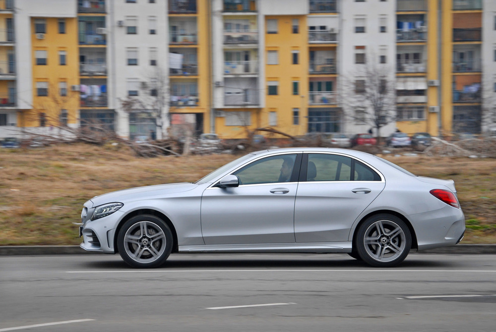 Mercedes C220D 4Matic