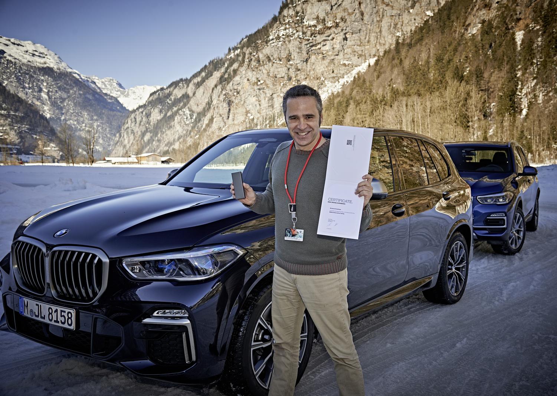 BMW X5 u Alpima