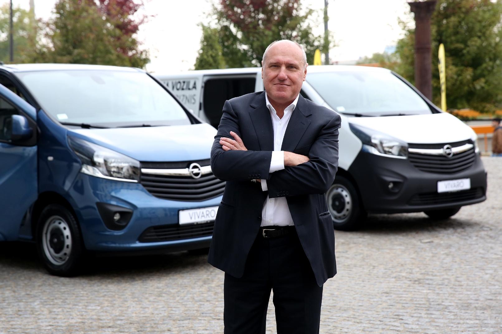 Dragan Nenadovic / Opel