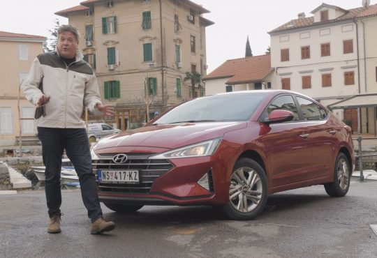 Hyundai Elantra TEST - 974. emisija Vrele Gume