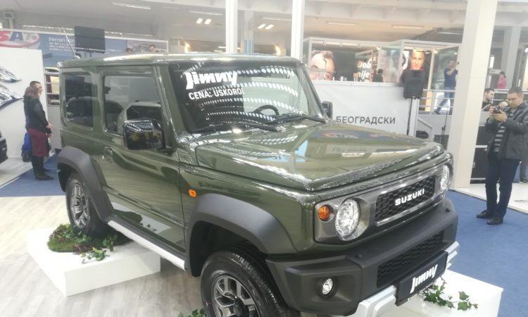 Suzuki Jimny - Toyota i Suzuki
