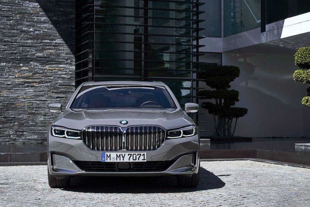 BMW Serije 7 M760Li V12