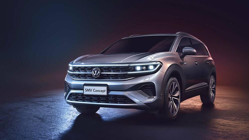 VW SMV Koncept