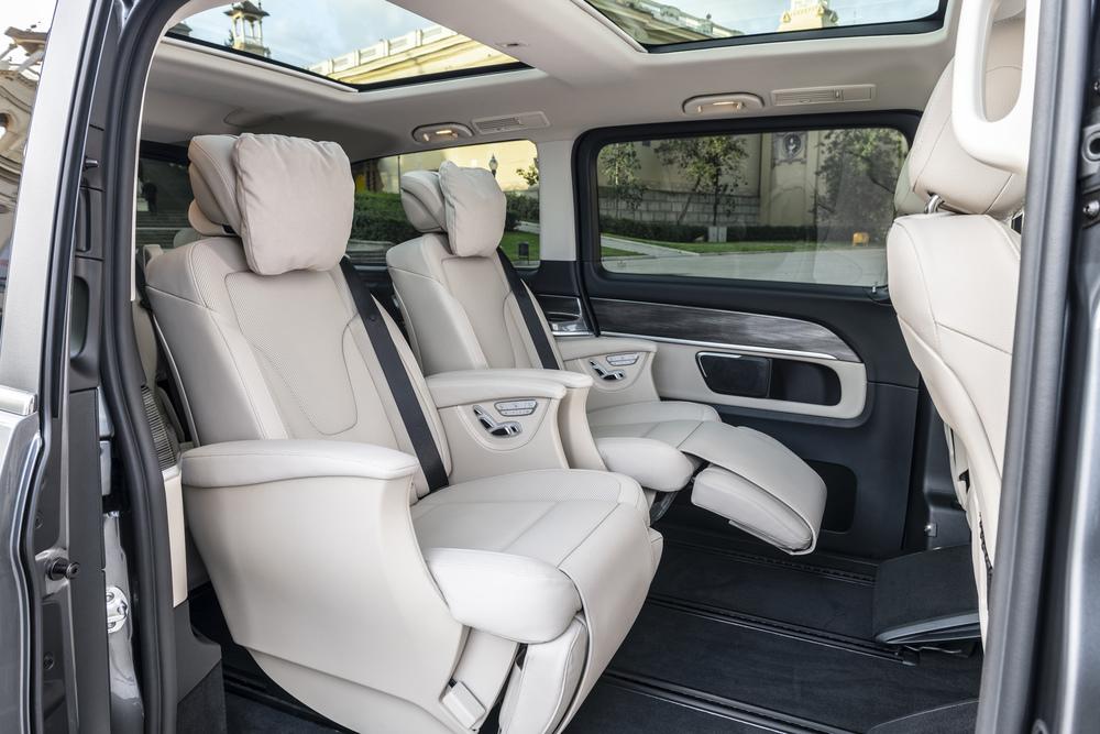 Mercedes-Benz V-Klasa (V-Class) - Marko Polo