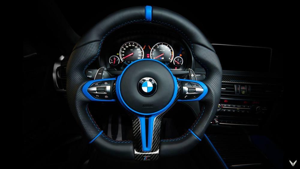 BMW X6 M - Vilner