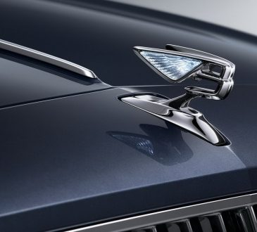 Bentley Flying Spur Tizer - VW grupacija