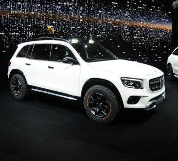 Mercedes-Benz GLB koncept