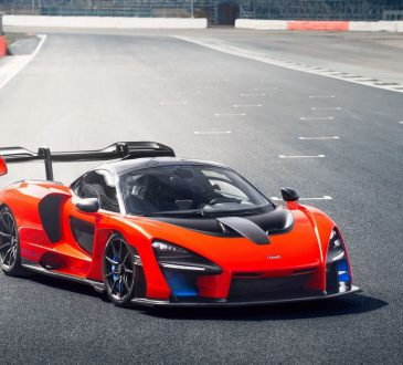 McLaren Senna by Hennessey Performance