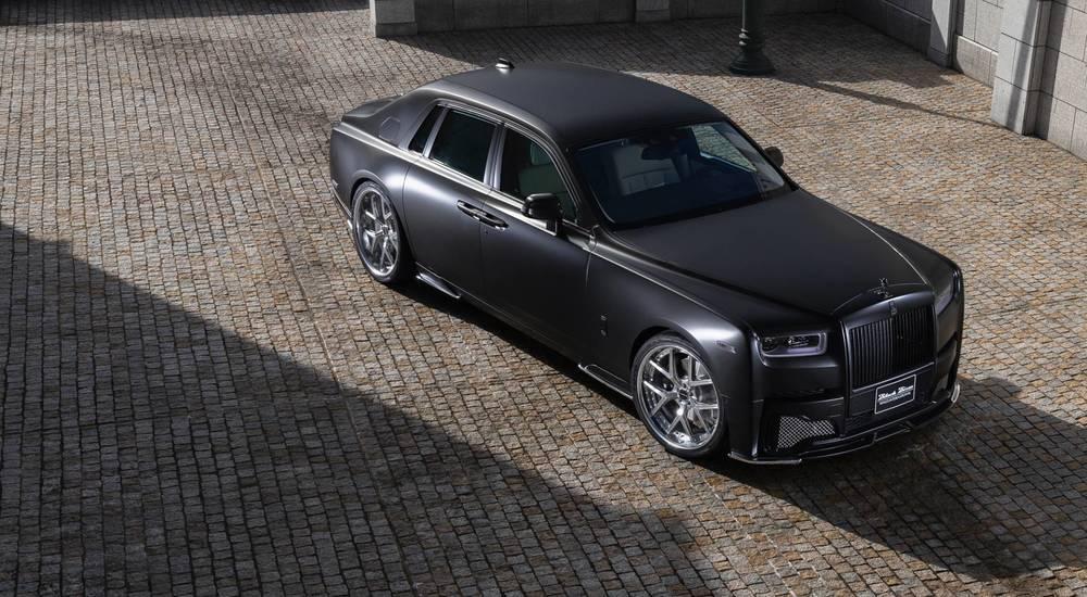 "Rolls-Royce Phantom ""Black Bison"" by Wald International"