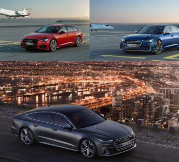 Audi S6, S6 Avant i S7 Sportback