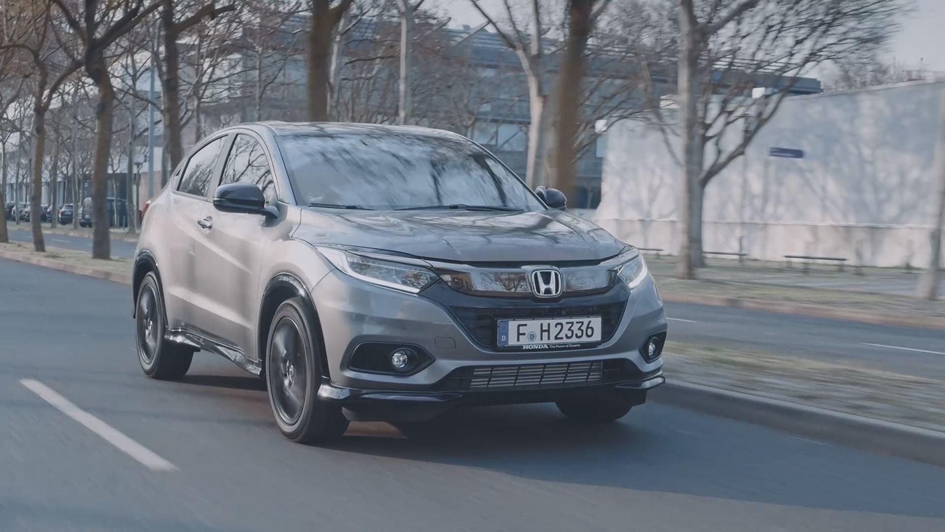 Honda HR -V - Vrele Gume