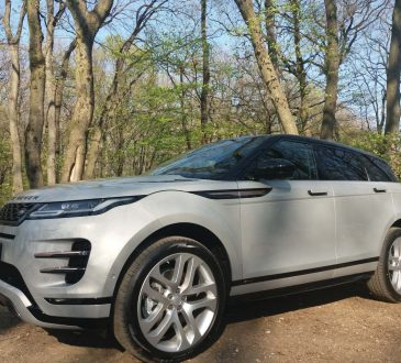 Vrele Gume - Range Rover Evoque