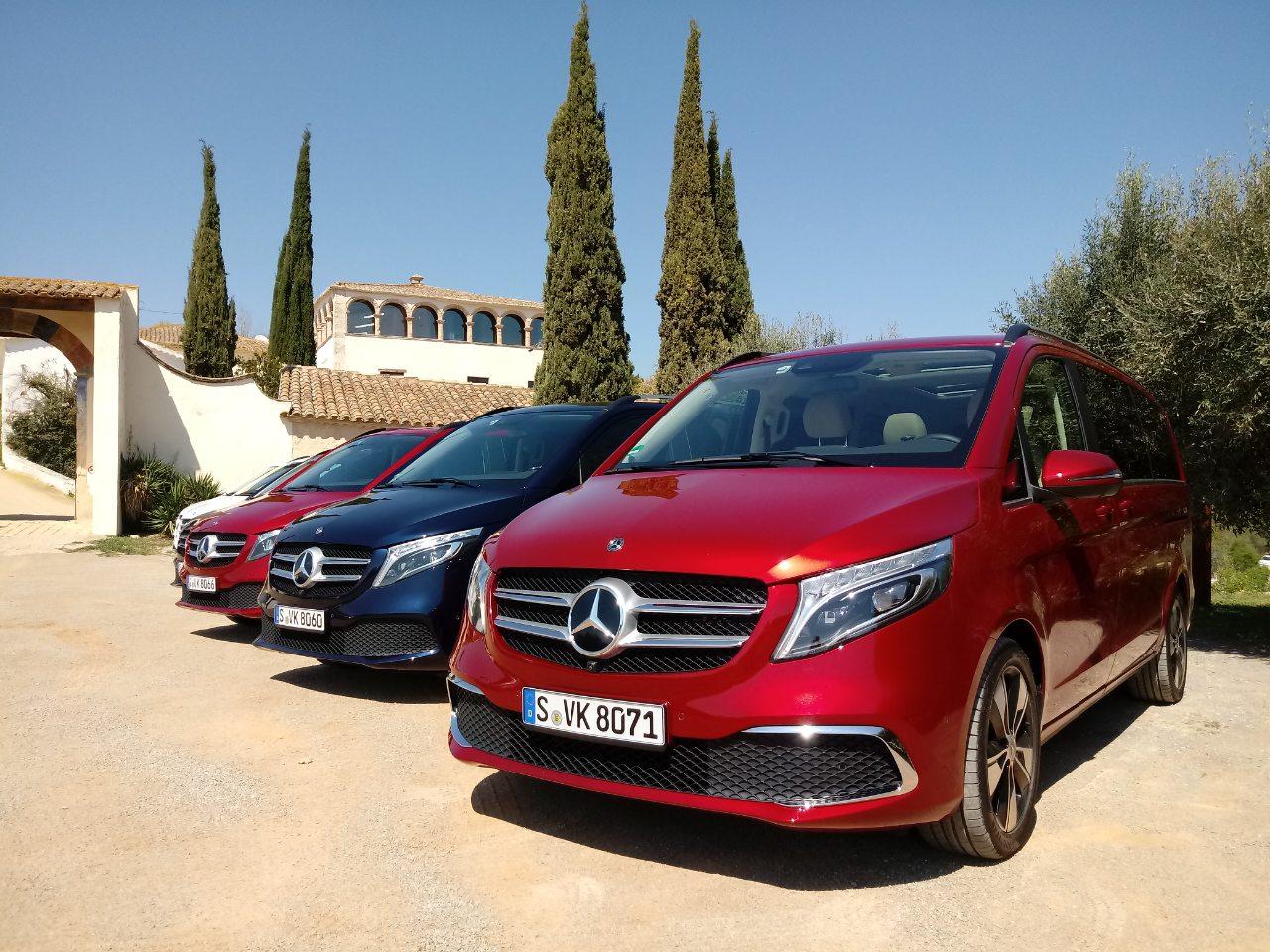 Mercedes-Benz V-Klasa (V-Class)