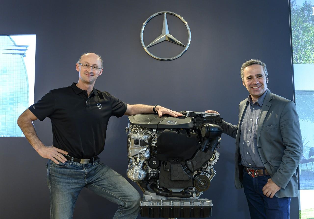 Mercedes-Benz V-Klasa (V-Class) - Marcel Hassler