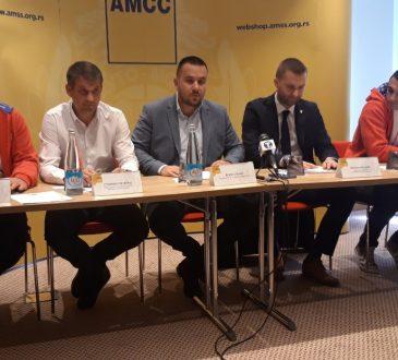 AMSS i reprezentacija Srbije