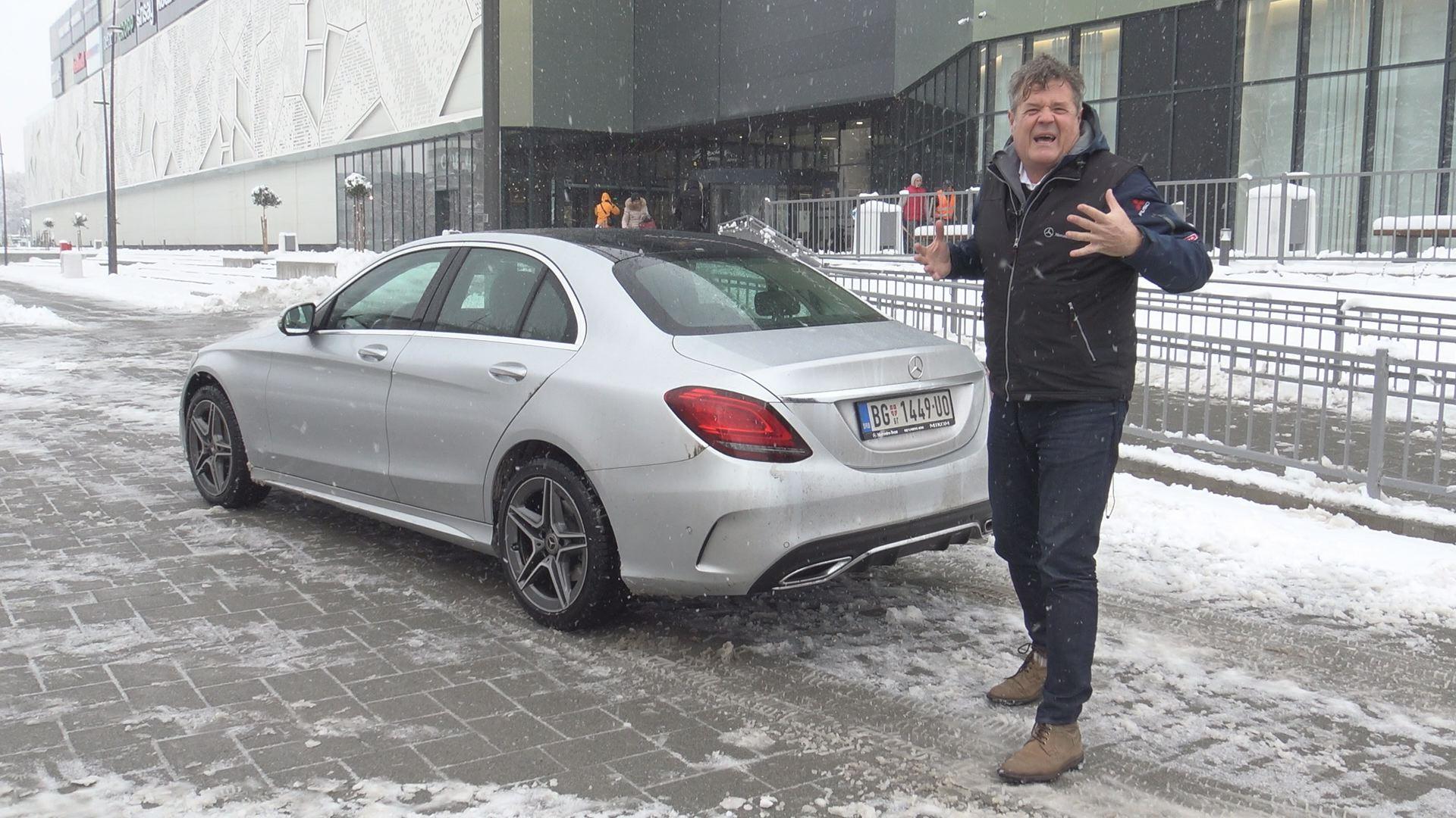 Mercedes C-Klase