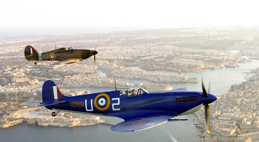 Naslovna - muzej avijacije na Malti
