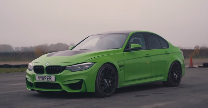 BMW M3 Compeition