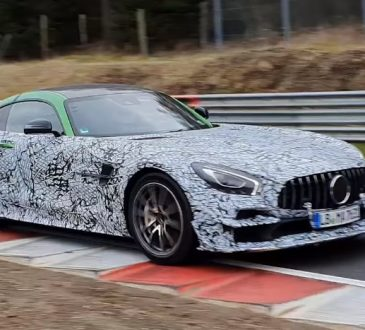 Mercedes-AMG GT R Black Series?