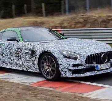 Mercedes-AMG GT R Black Series?