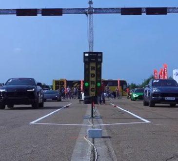 Lamborghini Urus vs Porsche Cayenne Turbo