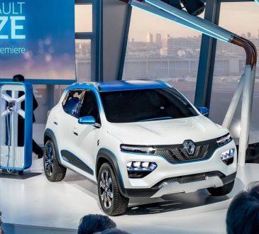 Renault City K-ZE koncept