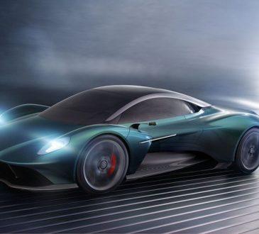Aston Martin Ferrari