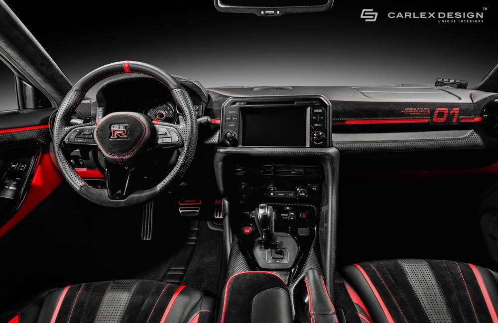 Nissan GT-R by Carlex Design