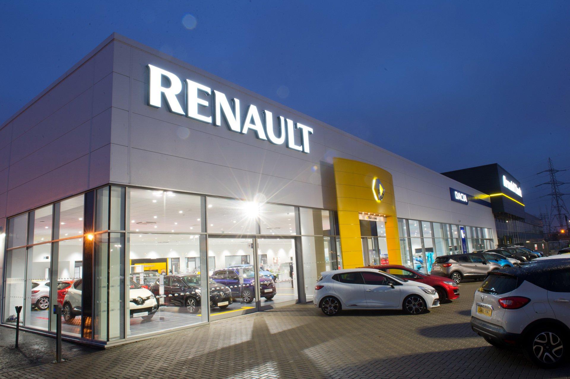 FCA grupacija i Renault