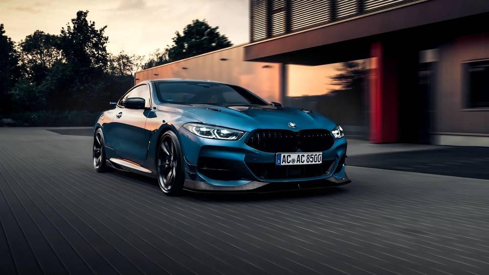BMW M850i by AC Schnitzer