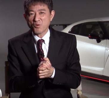 Nissan GT-R Hitoši Tamura