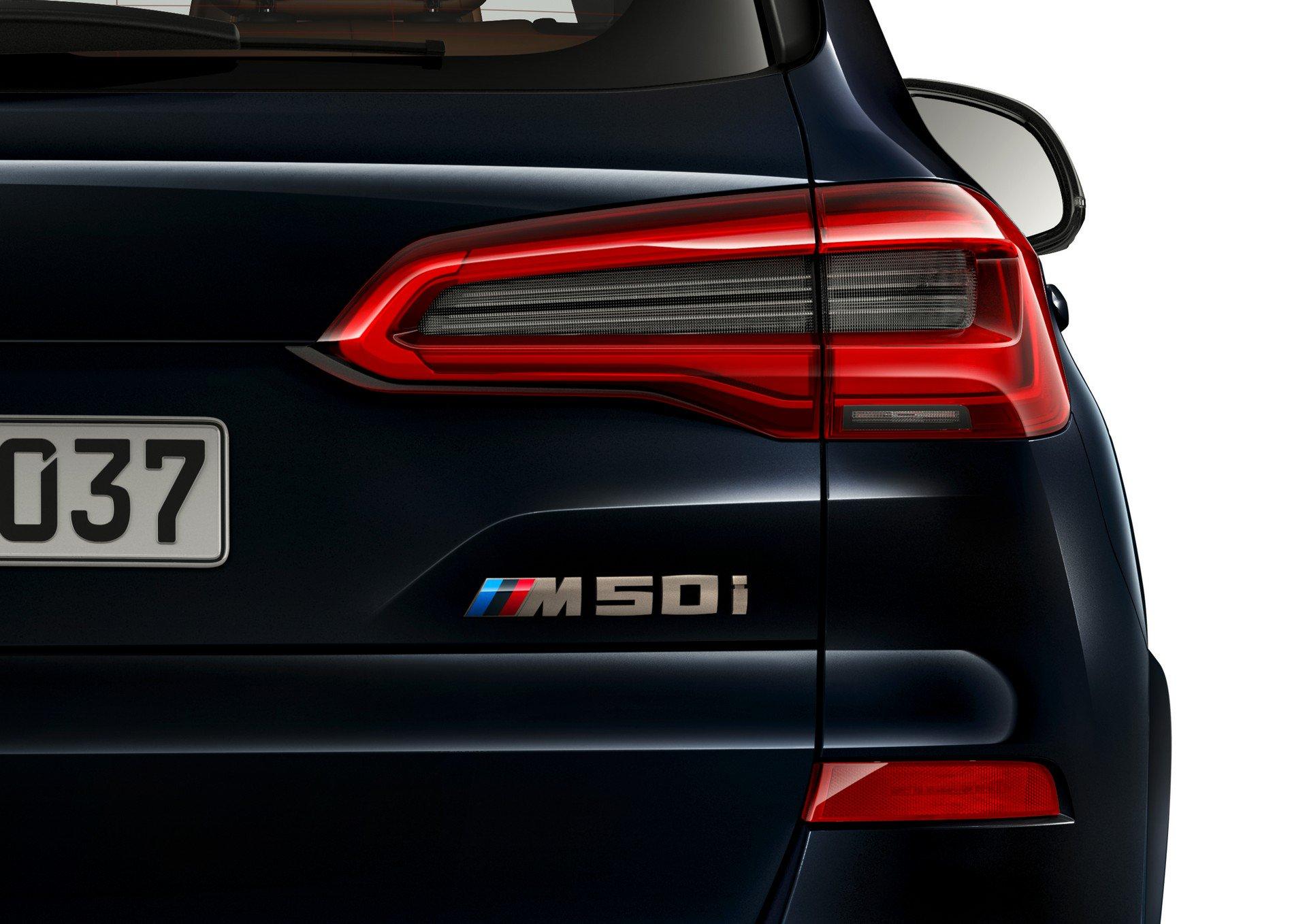 BMW X7 i X5 M50i
