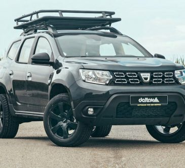 Dacia Duster by Delta 4x4