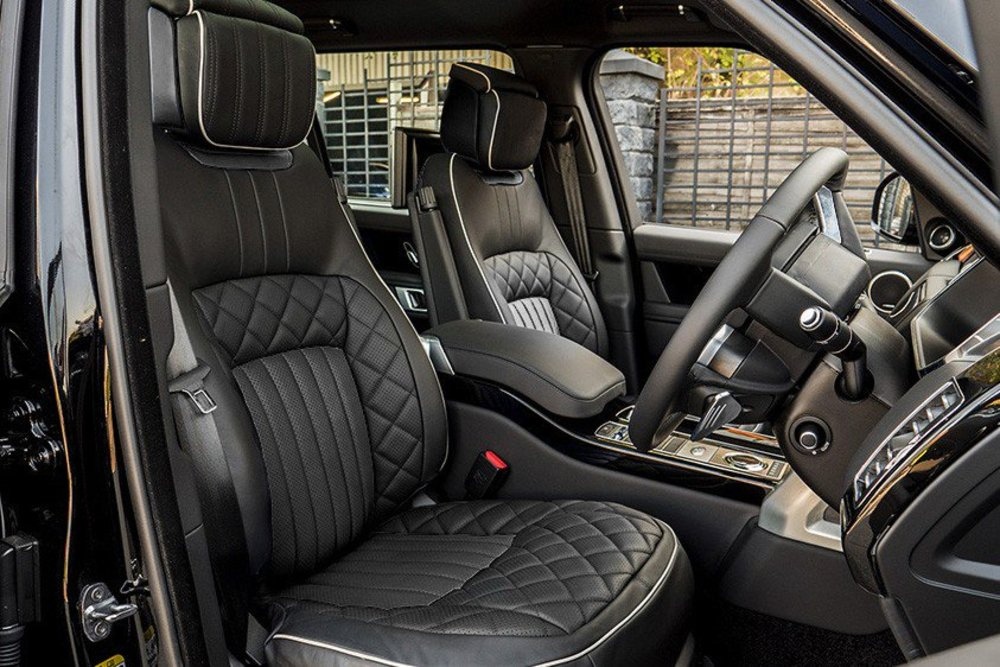 Range Rover by Kahn Design