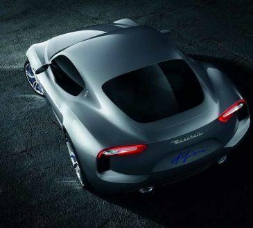 Maserati Alfieri koncept