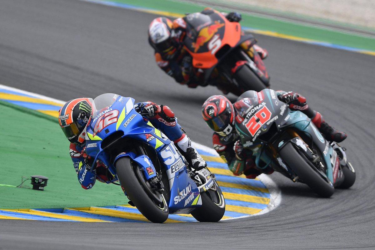 MotoGP 2019 - VN Francuske