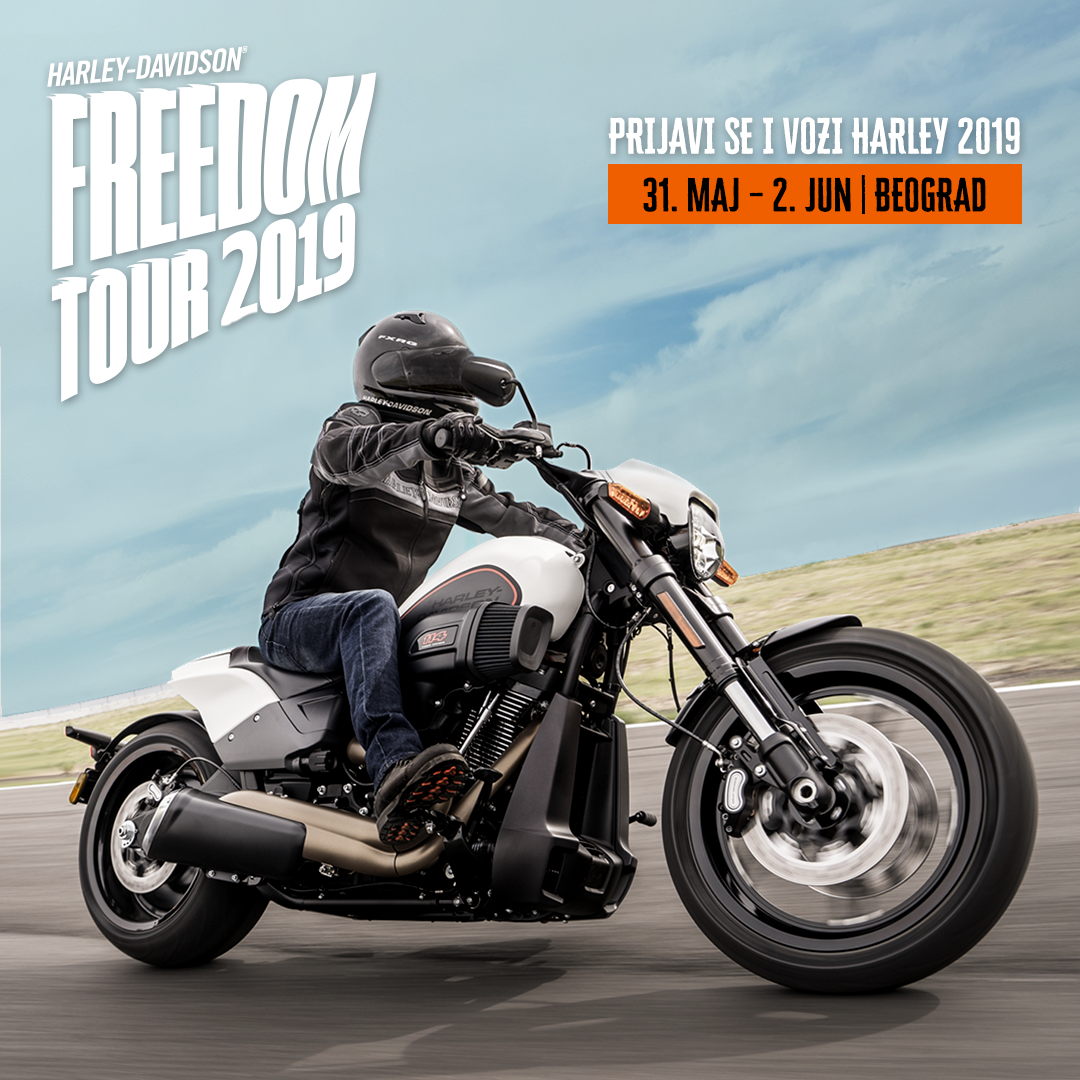 Harley Demo Vikend Vizual