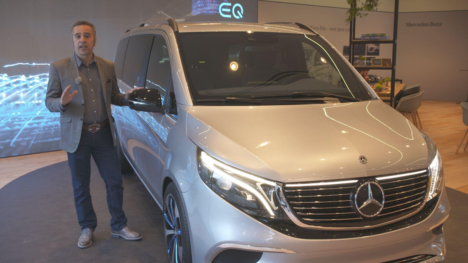 Mercedes EQV - emisija 979
