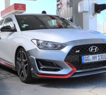 Hyundai Veloster N DCT