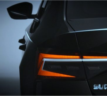 Škoda Superb Tizer Video