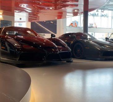 Ferrari - Joe Macari