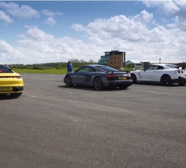 Porsche 911, Audi R8, Nissan GT-R Nismo i BMW M850i