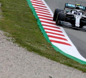 Formula 1: VN Španije, Botas