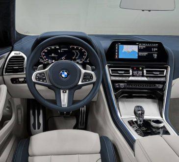 BMW Serije 8 Gran Coupe enterijer