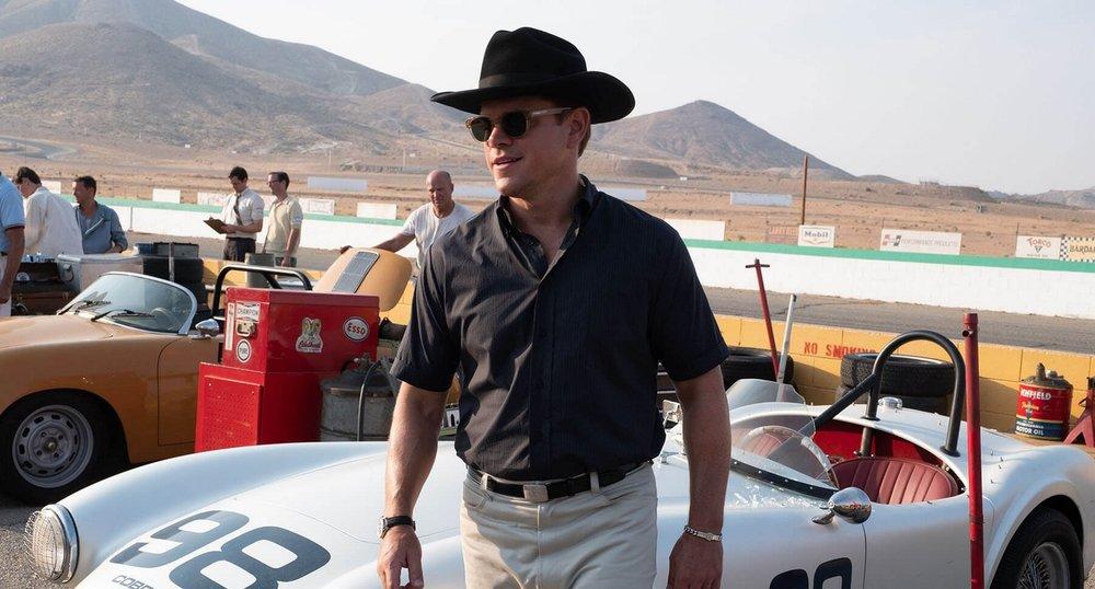 """""""Ford v Ferrari"""" prvi trejler"""