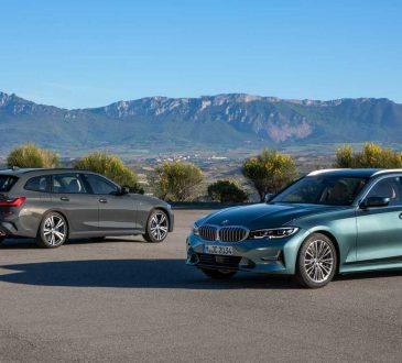 BMW Serije 3 Touring