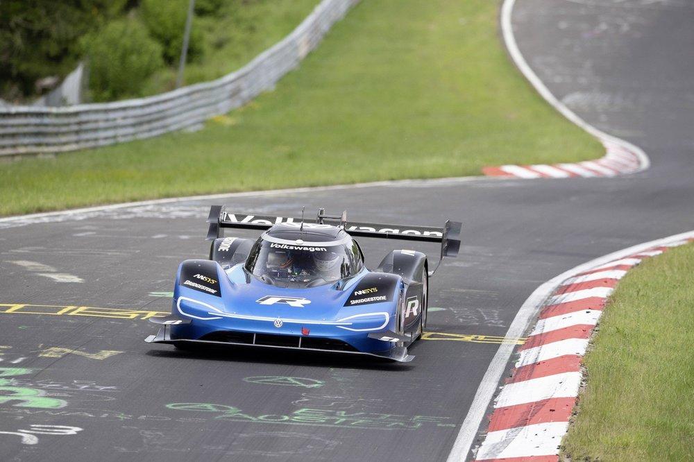 VW ID.R Nirburgring rekord